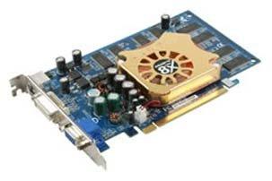 Видеокарта GIGABYTE GeForce 6600 LE 300Mhz PCI-E 256Mb